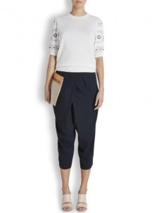 chloe trousers, trousers, summerwear, fashion